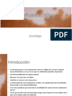 PUVA para el vitiligo