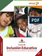 SiProfe Inclusión Educativa