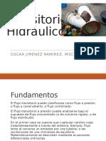 Lecc. 3-4. Curso Transitorios Hidráulicos
