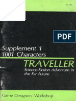 5601 Traveller - [S01] 1001 Characters