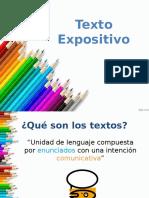 PPT Texto Expositivo 4to