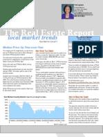 Yuli Lyman San Mateo County Real Estate Market Report