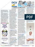 Pharmacy Daily for Tue 19 Apr 2016 - OTC codeine on balance, APC recruits accreditation committee, Cardiac rehab call, Guild Update and much more