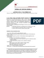 Skripta-Istorija Evropske Umetnosti a PDF