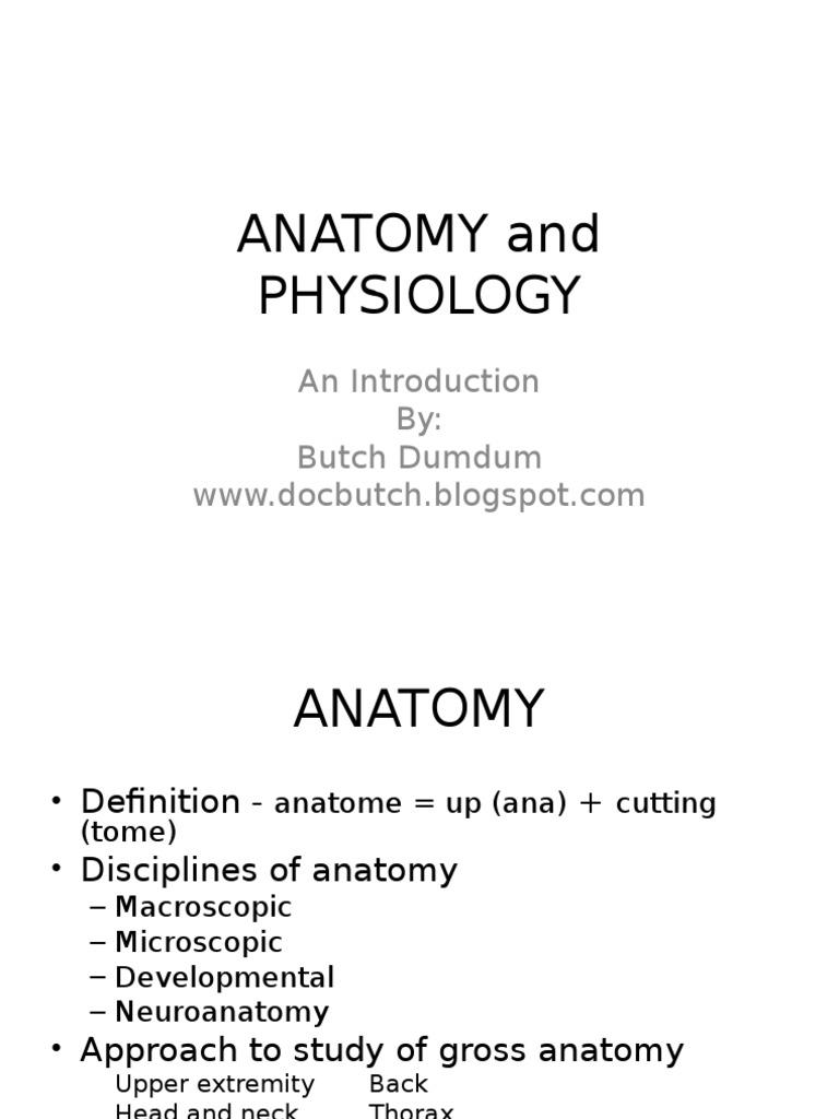 Anatomy and Physiology Lectrue | Epithelium | Tissue (Biology)