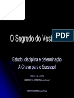 O Segredo Do Vestibular (1)