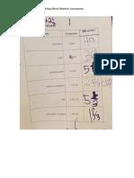 Student Work-Assessment