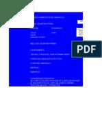 Ejemplo de valuacion de proyecto ( fabricar jamoncillos )