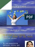 AUTOESTIMA Promajoven
