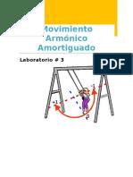 Lab #3_ Movimiento Armonico Amortiguado