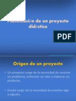 proyecto didactico