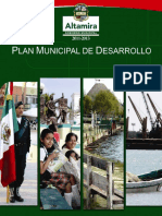 Plan Municipal de Altamira 2011-2013