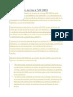 La familia de normas ISO 9000.docx