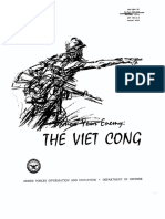 Know Your Enemy the Viet Cong, Pamphlet, Mar 1966