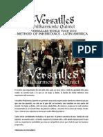 Versailles Lima 11 de Junio