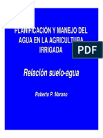 1 Agua en Suelo Marano 2011