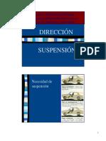 mecanica-Direccion y Suspension