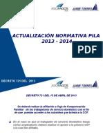 Capacitación Normatividad 2013-2014 (1)