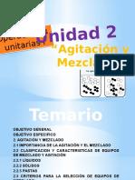 Op1 Agitación y Mezclado