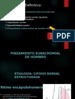 Cifosis Dorsal Estructurada Final