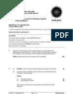 2011 01 IDIP Unit B Past Paper