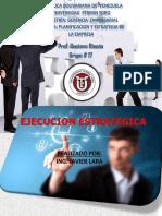 Trabajo de Investigación Ejecución Estratégica-Javier Lara
