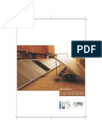 User's Handbook on Solar Water Heaters