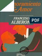 Alberoni Francisco Enamoramiento y Amor