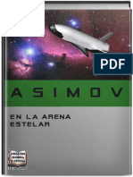 Isaac Asimov. [Fundación. Tríptico Del Imperio Galáctico - 1] en La Arena Estelar F_8