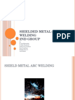 Shielded Metal-Arc Welding