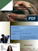 Apresentação - Met. e Tecnicas de Pesquisa