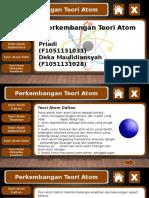 Fisika Inti Atom