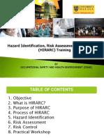 Hirarc Slides