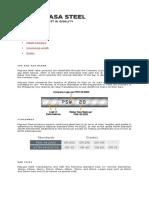 Reinforcing Steel Bar_standard Length