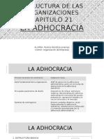 Adhocracia