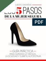 Los 5 Pasos de la Mujer Segura