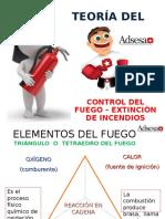 Control Del Fuego - Extinción de Incendios