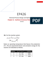 Chapter 2c - Steps in Designing Chemical Processes