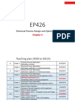 Chapter 4c - Chemical Process Optimization (Simplex)
