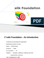 C'Valik Foundation