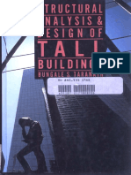[Bungale Taranath] Structural Analysis and Design Tall Buildings