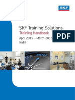 Training Solutions Calendar 2015