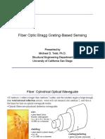 Fiber Bragg Grating Sensing