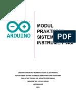 Praktikum II Modul Sistem Instrumentasi