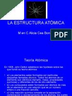 Lae Structur a Atomic A