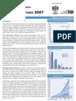 CBS Derivatives 2007