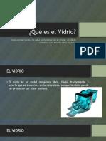 Proceso de Fabricación del Vidrio.pptx