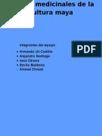 Catalogo de plantas medicinales de Yucatán