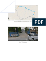 Map From PT Tandon to PT Plastikatama