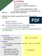 addressingmodes-tms320c5x